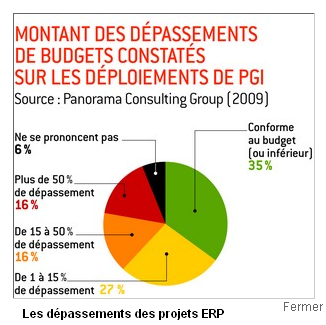 Edition 2009 du rapport PGI entreprises : Panorama Consulting Group