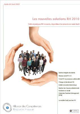 Les nouvelles solutions RH 2010 > Guide RH SaaS 2010