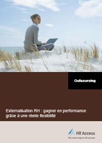 Externalisation RH : découvrez la nouvelle plaquette HR Access