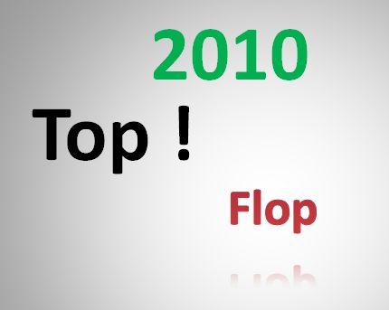 Tops & Flops RH de 2010