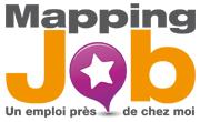 Lancement du site emploi MappingJob : proximité et gratuité avant tout !