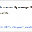 #Recrutement 2.0 : le community manager #RH