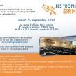 Cérémonie de remise des Trophées #SIRH 2012 organisée par Le Cercle SIRH [Clip #vidéo]