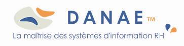 DANAE Logo