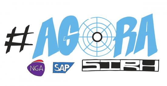 Planche 1 - Logo Agora SIRH
