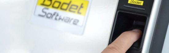 Contrôle d'accès par Bodet Software