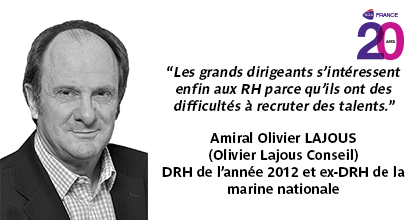 Amiral olivier Lajous