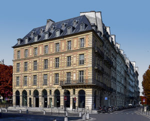 Maison du barreau de Paris